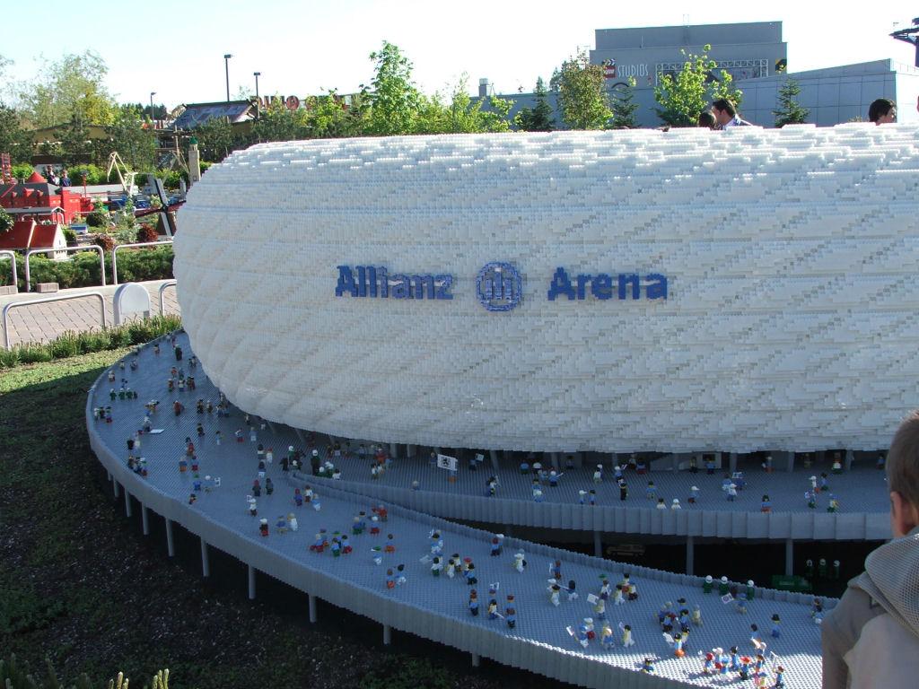 größte arena der welt